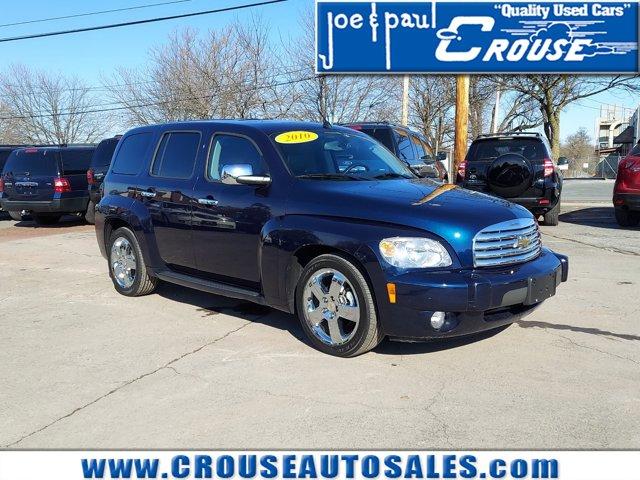 2010 Chevrolet HHR FWD 4dr LT w/2LT IMPERIAL BLUE METALLIC