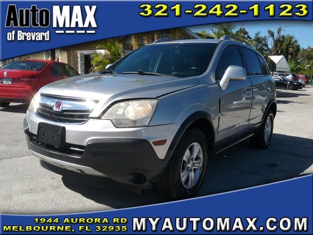 2008 Saturn VUE FWD 4dr I4 XE SILVER PEARL Bucket Seats