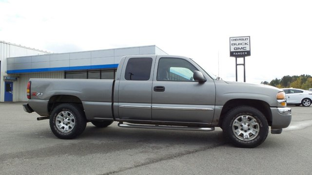 2007 GMC Sierra 1500 Classic GRAY Front Reading Lamps