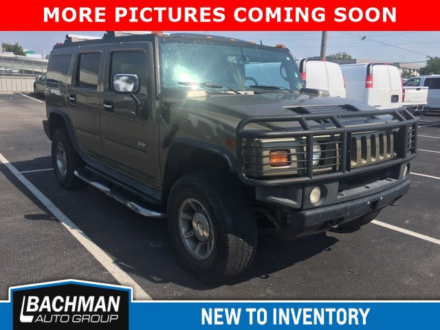 2005 HUMMER H2 4dr Wgn SUV DESERT SAND Climate Control