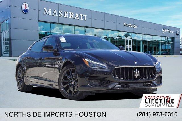 2022 Maserati Quattroporte Nero Noctis Black