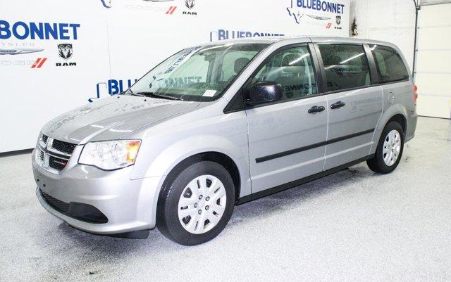 2014 Dodge Grand Caravan 4dr Wgn American Value Pkg Billet