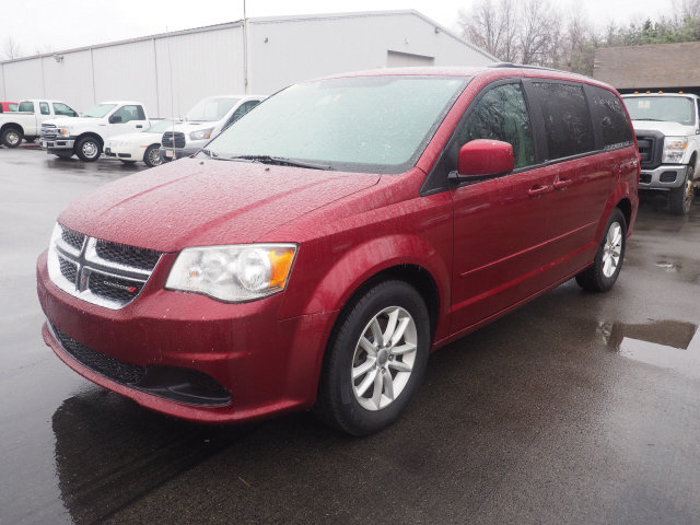 2014 Dodge Grand Caravan 4dr Wgn SXT Deep Cherry Red Crystal
