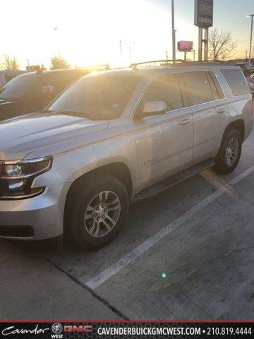 2015 Chevrolet Tahoe 2WD 4dr LS SILVER ICE METALLIC