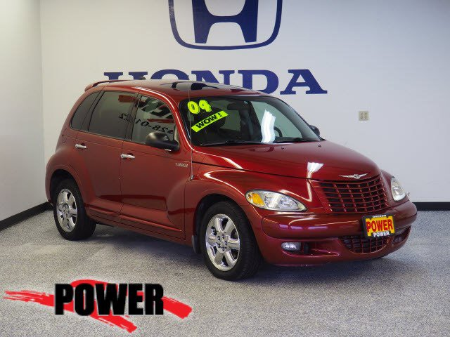 2004 Chrysler PT Cruiser 4dr Wgn Limited RED
