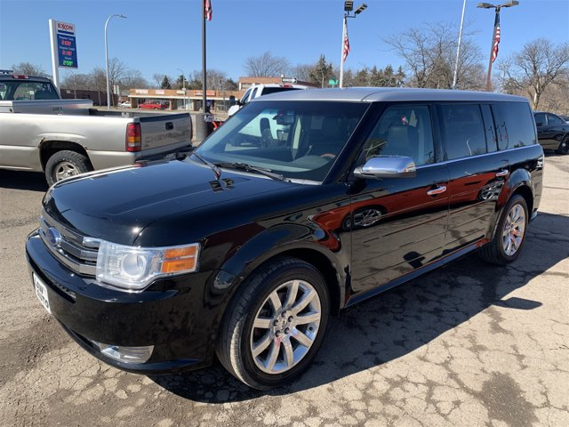 2009 Ford Flex 4dr Limited FWD BLACK Auxiliary Audio Input