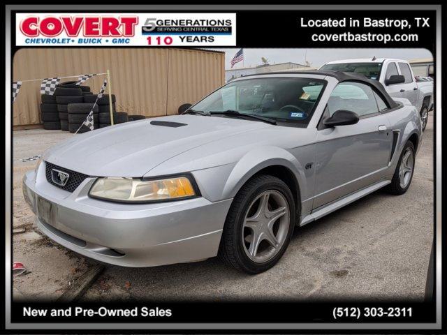 2000 Ford Mustang 2dr Convertible GT Driver Air Bag