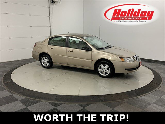 2007 Saturn Ion 4dr Sdn Auto ION 2 GOLDEN CASHMERE