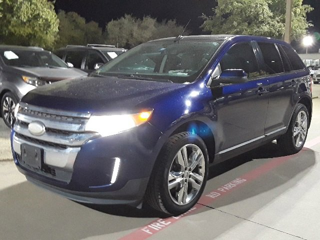 2011 Ford Edge 4dr Limited FWD BLUE Bucket Seats