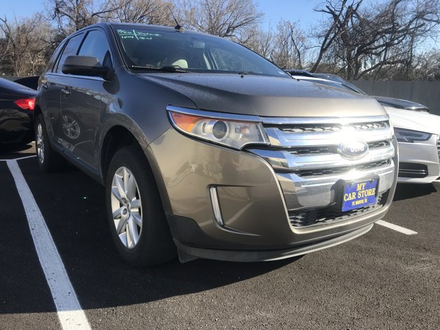 2013 Ford Edge 4dr Limited FWD TAUPE Bumpers: body-color