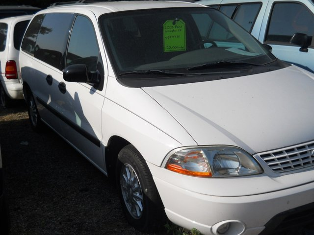 2003 Ford Windstar Wagon 4dr LX Deluxe Cloth Seats