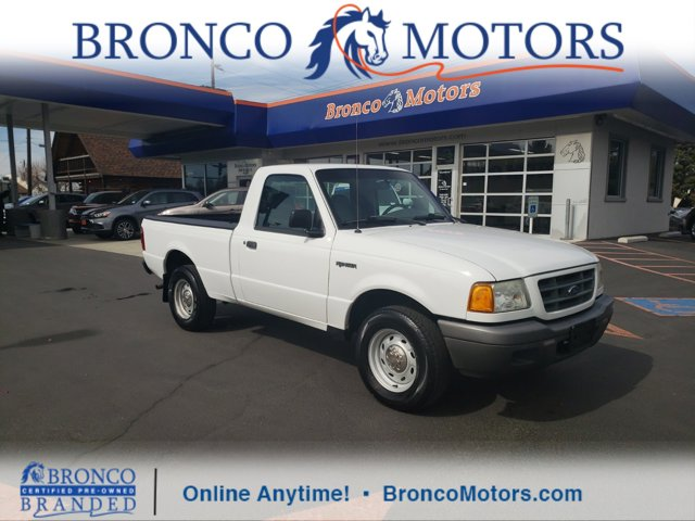 2003 Ford Ranger Reg Cab 2.3L XL Rear Wheel Drive Power Steerin