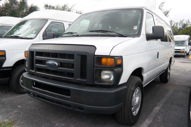 2014 Ford Econoline Cargo Van E-150 Ext Commercial OXFORD WHITE