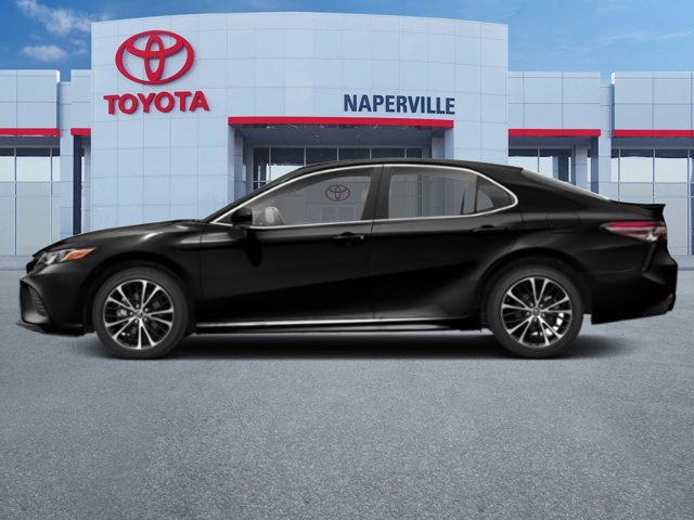 2020 Toyota Camry SE Auto MIDNIGHT BLACK METALLIC