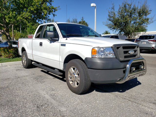 2008 Ford F-150 WHITE Passenger Air Bag On/Off Switch