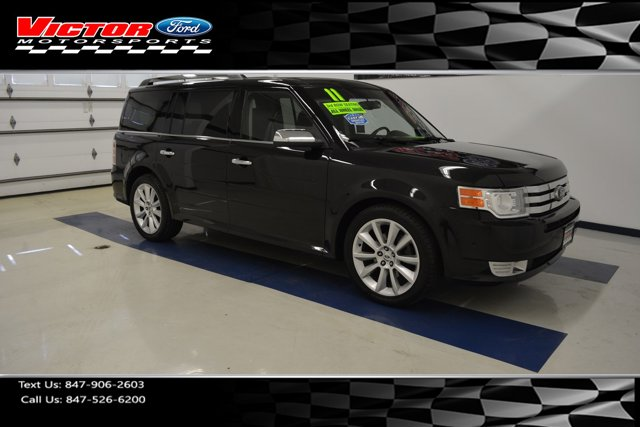 2011 Ford Flex Back-Up Camera Automatic Headlights