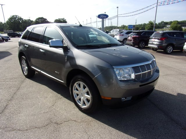 2009 Lincoln MKX FWD 4dr STERLING GRAY METALLIC