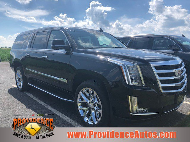 2016 Cadillac Escalade ESV 4WD 4dr Luxury Collection BLACK RAVE