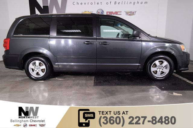 2011 Dodge Grand Caravan 4dr Wgn Crew Dark Charcoal Pearl