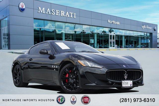 2014 Maserati GranTurismo 2dr Cpe GranTurismo Sport NERO