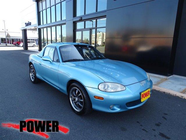 2002 Mazda MX-5 Miata Engine Immobilizer Emergency Trunk Releas
