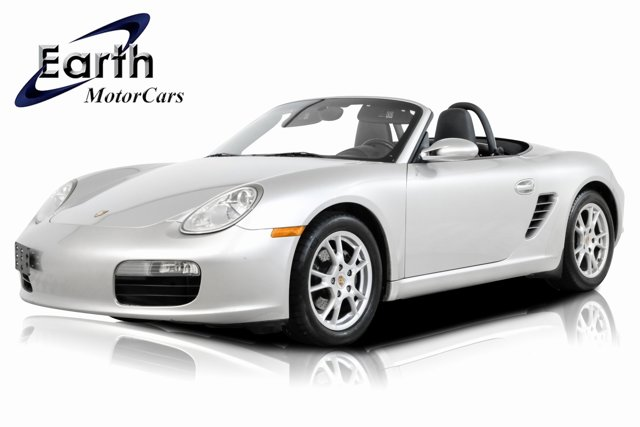 2007 Porsche Boxster 2dr Roadster Stone Gray Top