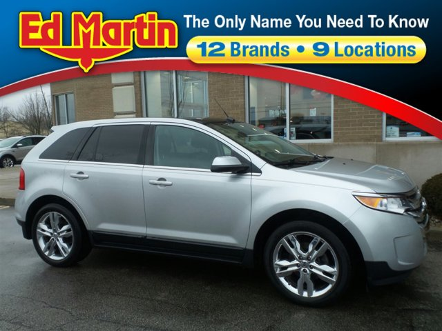 2013 Ford Edge 4dr Limited FWD AM/FM Stereo