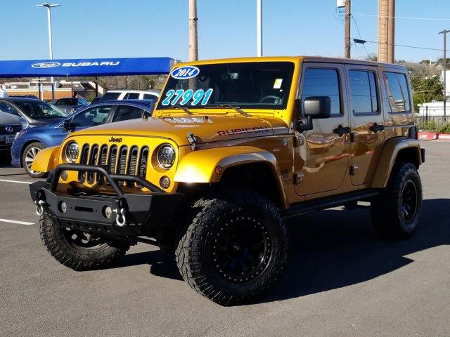 2014 Jeep Wrangler Unlimited 4WD 4dr Rubicon Ampd