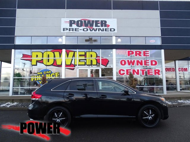 2009 Toyota Venza 4dr Wgn I4 FWD BLUE Bucket Seats Brake Assist