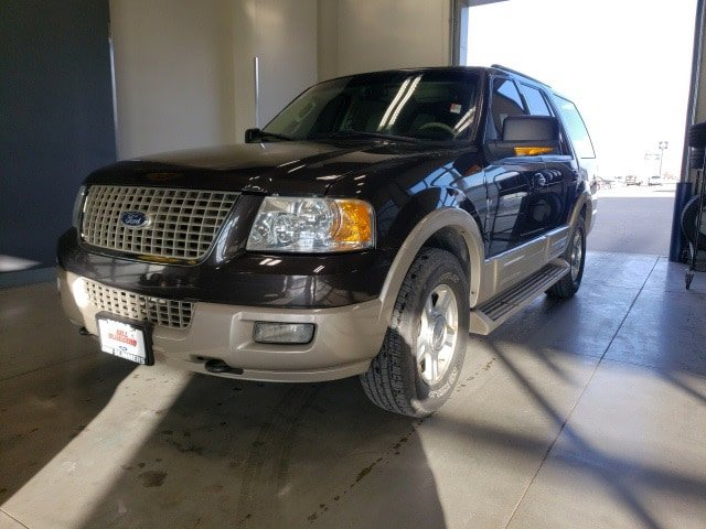 2005 Ford Expedition SUV GRAY Child Safety Locks CD Player