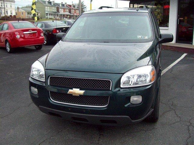 2005 Chevrolet Uplander 4dr Ext WB FWD LS EMERALD JEWEL METALLI