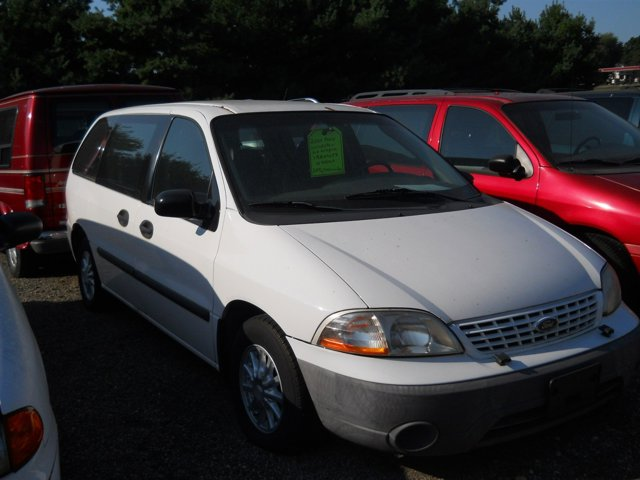 2001 Ford Windstar Wagon 4dr LX VIBRANT WHITE Driver Air Bag