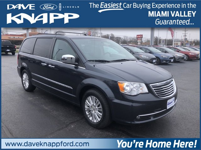 2013 Chrysler Town & Country 4dr Wgn Touring-L Maximum Steel