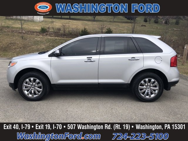 2011 Ford Edge 4dr SEL AWD Auxiliary Audio Input