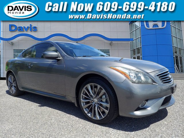 2013 Infiniti G37 Coupe 2dr x AWD GRAPHITE SHADOW