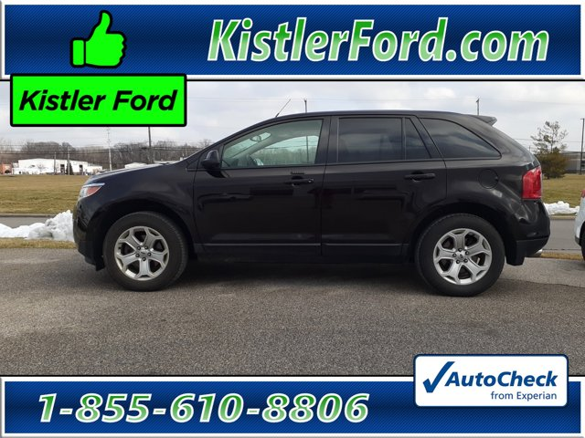 2013 Ford Edge 4dr SEL FWD Cruise Control