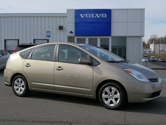 2005 Toyota Prius 5dr HB BEIGE Climate Control