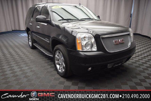 2013 GMC Yukon 2WD 4dr 1500 Denali CARBON BLACK METALLIC