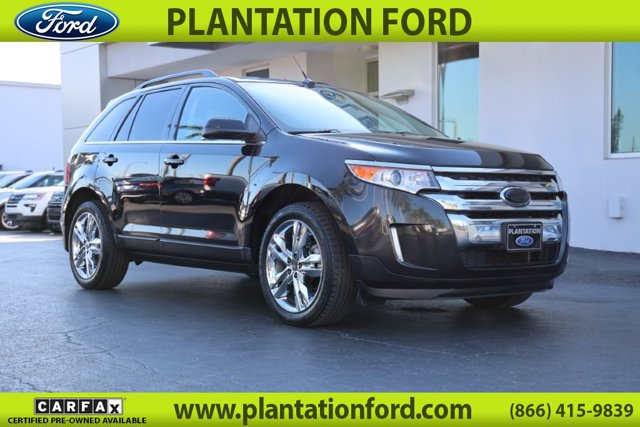 2013 Ford Edge 4dr Limited FWD TUXEDO BLACK METALLIC