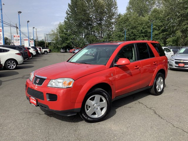 2006 Saturn VUE 4dr V6 Auto AWD CHILI PEPPER RED