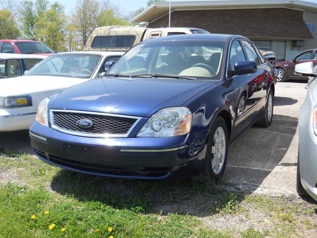 2006 Ford Five Hundred 4dr Sdn SE DARK BLUE PEARL METALLIC