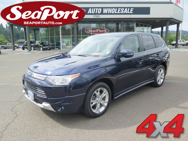 2014 Mitsubishi Outlander 4WD 4dr GT Bluetooth Connection