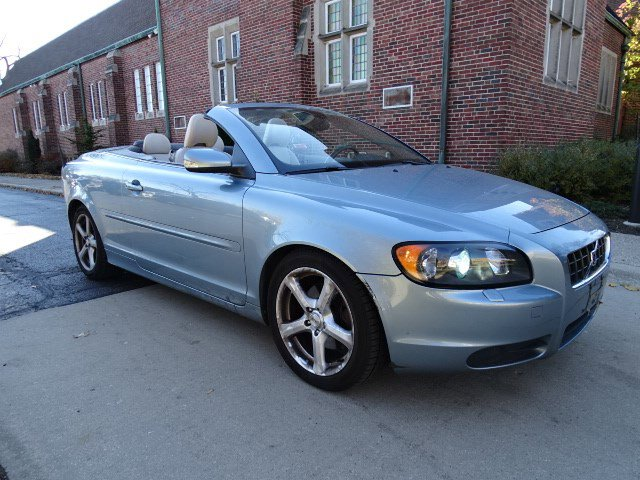 2006 Volvo C70 2.5L Turbo Auto CELESTIAL BLUE METALLIC