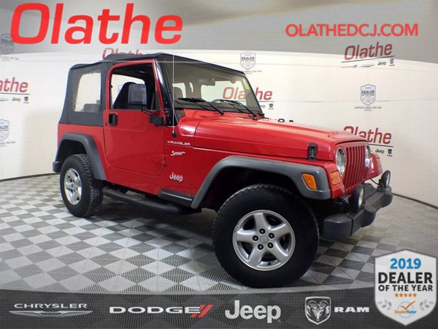 2002 Jeep Wrangler 2dr Sport SIENNA PEARL Intermittent Wipers