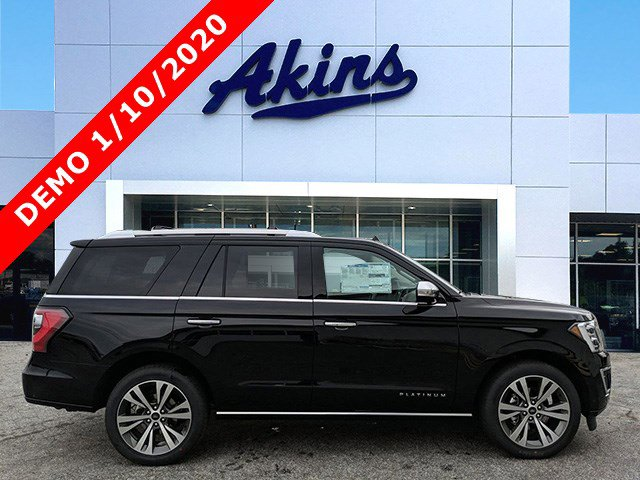 2020 Ford Expedition Platinum 4x2 Agate Black
