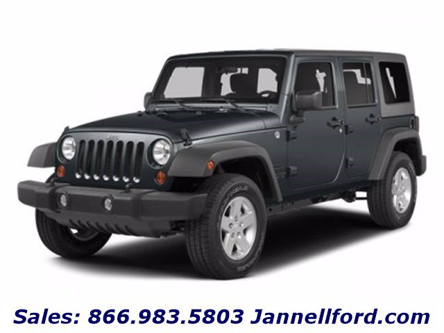 2014 Jeep Wrangler Unlimited 4WD 4dr Sport Anvil Clear Coat