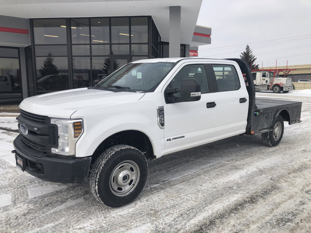 2018 Ford F-250 Daytime Running Lights Conventional Spare Tire