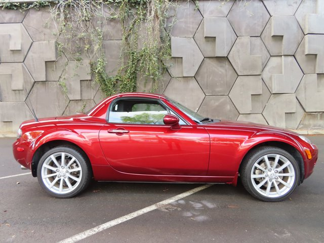 2008 Mazda MX-5 Miata 2dr Conv PRHT Auto Touring COPPER RED MIC
