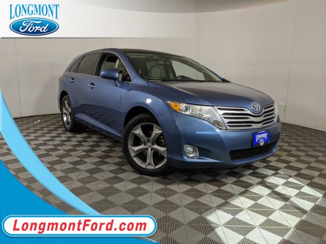 2011 Toyota Venza 4dr Wgn V6 AWD Bluetooth Connection