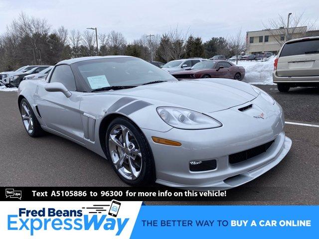 2010 Chevrolet Corvette 2dr Cpe Z16 Grand Sport w/1LT BLADE